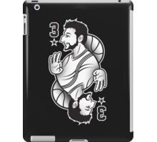 King of Three : Mama Mia iPad Case/Skin