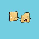 Cannibal Toast by Potato  Sprout
