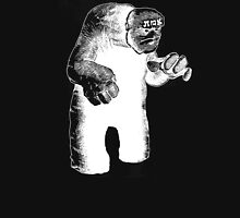 The Lurking Golem Mens V-Neck T-Shirt