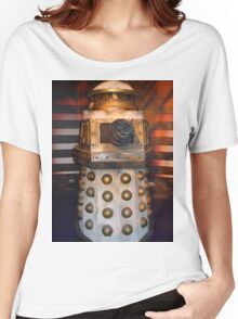 Be a Special Weapons Dalek.... Women's Relaxed Fit T-Shirt