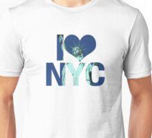 I love NYC Unisex T-Shirt