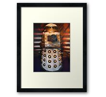 Be a Special Weapons Dalek.... Framed Print