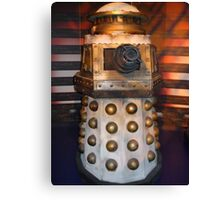Be a Special Weapons Dalek.... Canvas Print
