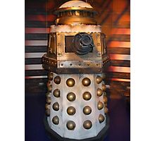 Be a Special Weapons Dalek.... Photographic Print