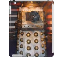 Be a Special Weapons Dalek.... iPad Case/Skin