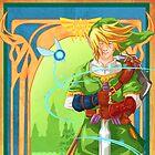 Link of Hyrule by Edward Dippolito