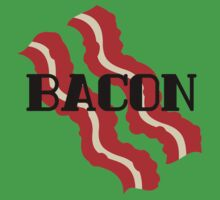Bacon One Piece - Short Sleeve