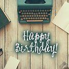 Happy Birthday - Writer by garigots