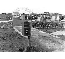 Letterbox for the Dead Photographic Print