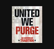 United We Purge Unisex T-Shirt
