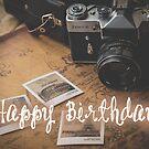Happy Birthday - Traveller by garigots