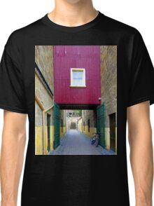 Lane way, and Bicycle Classic T-Shirt