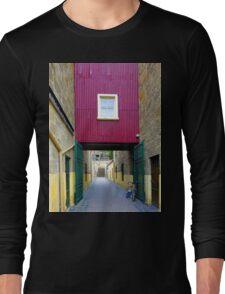 Lane way, and Bicycle Long Sleeve T-Shirt