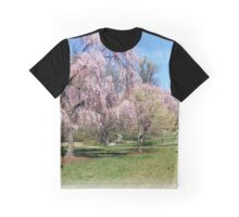 Ahhhh Spring is in the Air Graphic T-Shirt