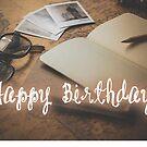 Happy Birthday - Photographer 03 by garigots