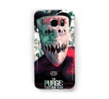 Purge for the glory Samsung Galaxy Case/Skin