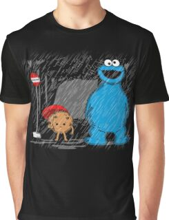 My neighbor cookie monster Graphic T-Shirt