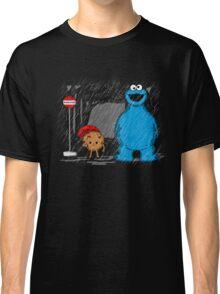 My neighbor cookie monster Classic T-Shirt