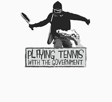 Playing Tennis Classic T-Shirt