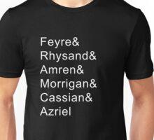 The Court of Dreams Unisex T-Shirt