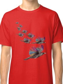 Fantasy bird - Fantasievogel Classic T-Shirt