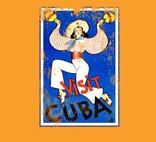 Visit Cuba Vintage Unisex T-Shirt