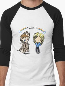 allons-y! rose and doctor T-Shirt