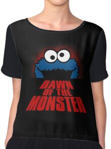 Dawn of the monster  Chiffon Top