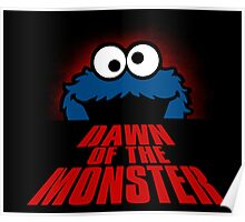 Dawn of the monster  Poster