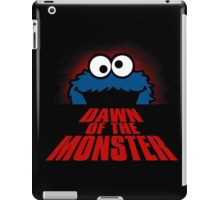 Dawn of the monster  iPad Case/Skin