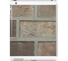 Brick Facade iPad Case/Skin