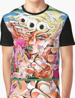 JoJo's Bizarre Adventure Graphic T-Shirt