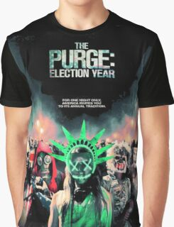 The Purge Election Year foor one night only Graphic T-Shirt
