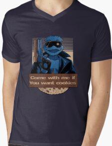 cookieminator Mens V-Neck T-Shirt