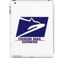Fission Mail Express iPad Case/Skin