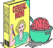 Cereal Mom by guyculture