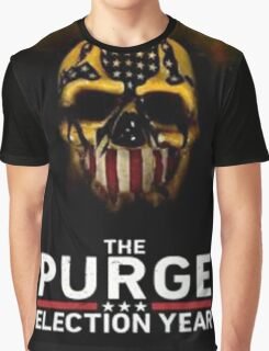 The Purge Election Year Graphic T-Shirt