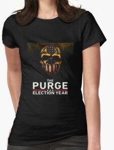 The Purge Election Year Womens Fitted T-Shirt