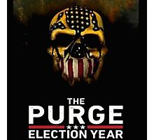 The Purge Election Year Photographic Print