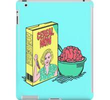 Cereal Mom iPad Case/Skin