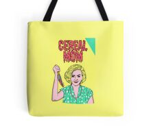 Cereal Mom Tote Bag