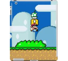 Mario Bros. 1Up Apple iPad Case/Skin