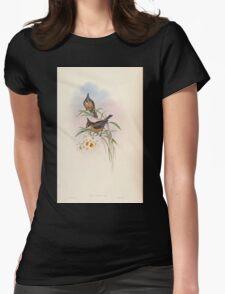 Birds of Asia John Gould 1883 V1 V7 134 Parus Dicrrous T-Shirt