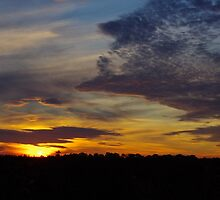 South East of SA sunset by davidjc