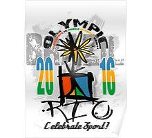 2016 rio Poster