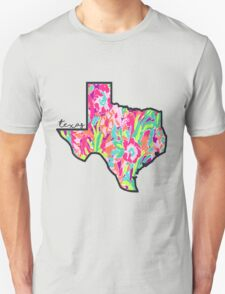 Lilly Texas Unisex T-Shirt
