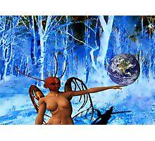 Surreal World Photographic Print