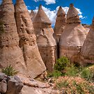 Tent Rocks National Monument by J. Day