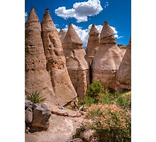 Tent Rocks National Monument Photographic Print