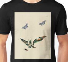 Surinaamsche vlinders  naar het leven geteekend Papillons de Surinam dessinés d'après nature Jan Sepp 1852 031 Moths Butterflies Unisex T-Shirt